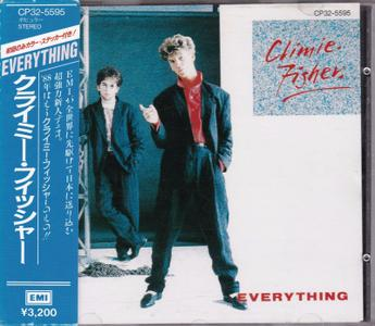 Climie Fisher - Everything (1987) [1988, Japan]