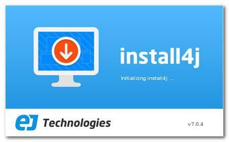 EJ Technologies Install4j MultiPlatform Edition 7.0.12