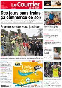 Le Courrier de l'Ouest Angers - 02 avril 2018
