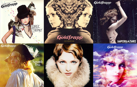 Goldfrapp - Albums Collection 2000-2010 (5CD) [Re-Up]