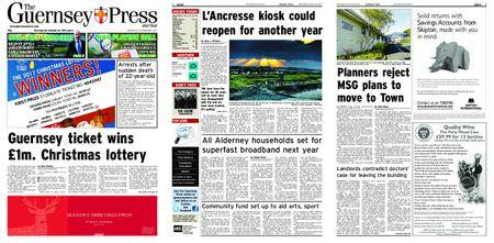 The Guernsey Press – 20 December 2017