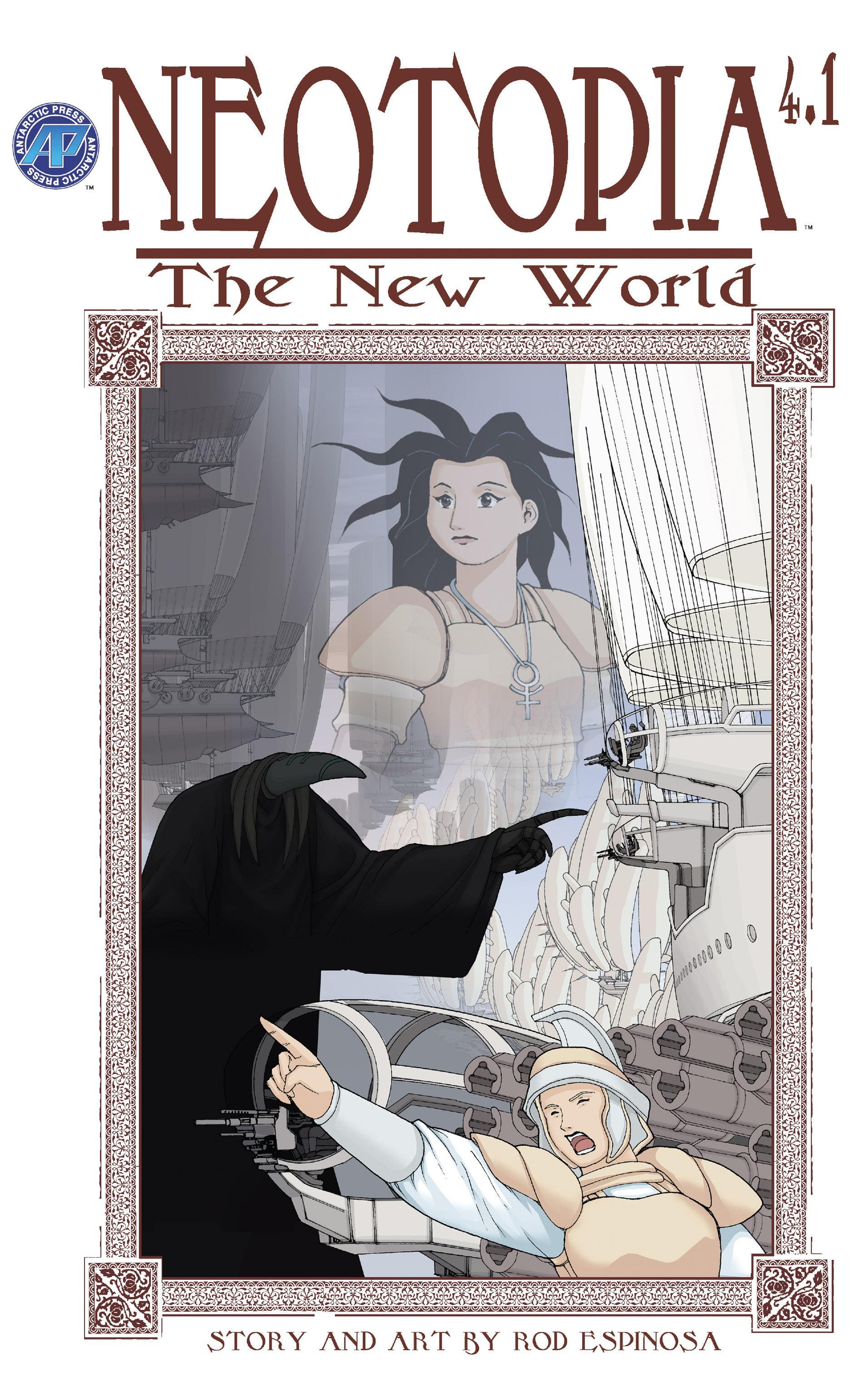 Neotopia v4 The New World 001 005 2004 Neotopia Vol 04 The New World 01 of 05 2004 digital Minutemen Annika