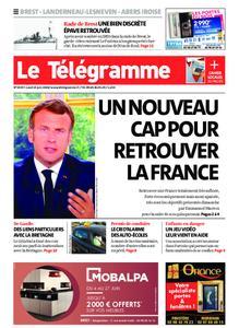 Le Télégramme Brest Abers Iroise – 15 juin 2020