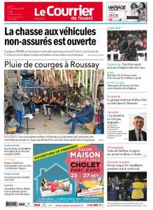 Le Courrier de l'Ouest Cholet – 21 octobre 2019