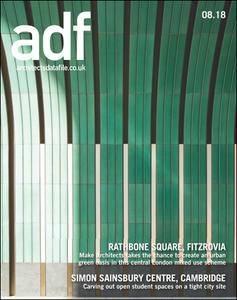 Architects Datafile (ADF) - August 2018