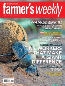 Farmer's Weekly - 23 February 2018