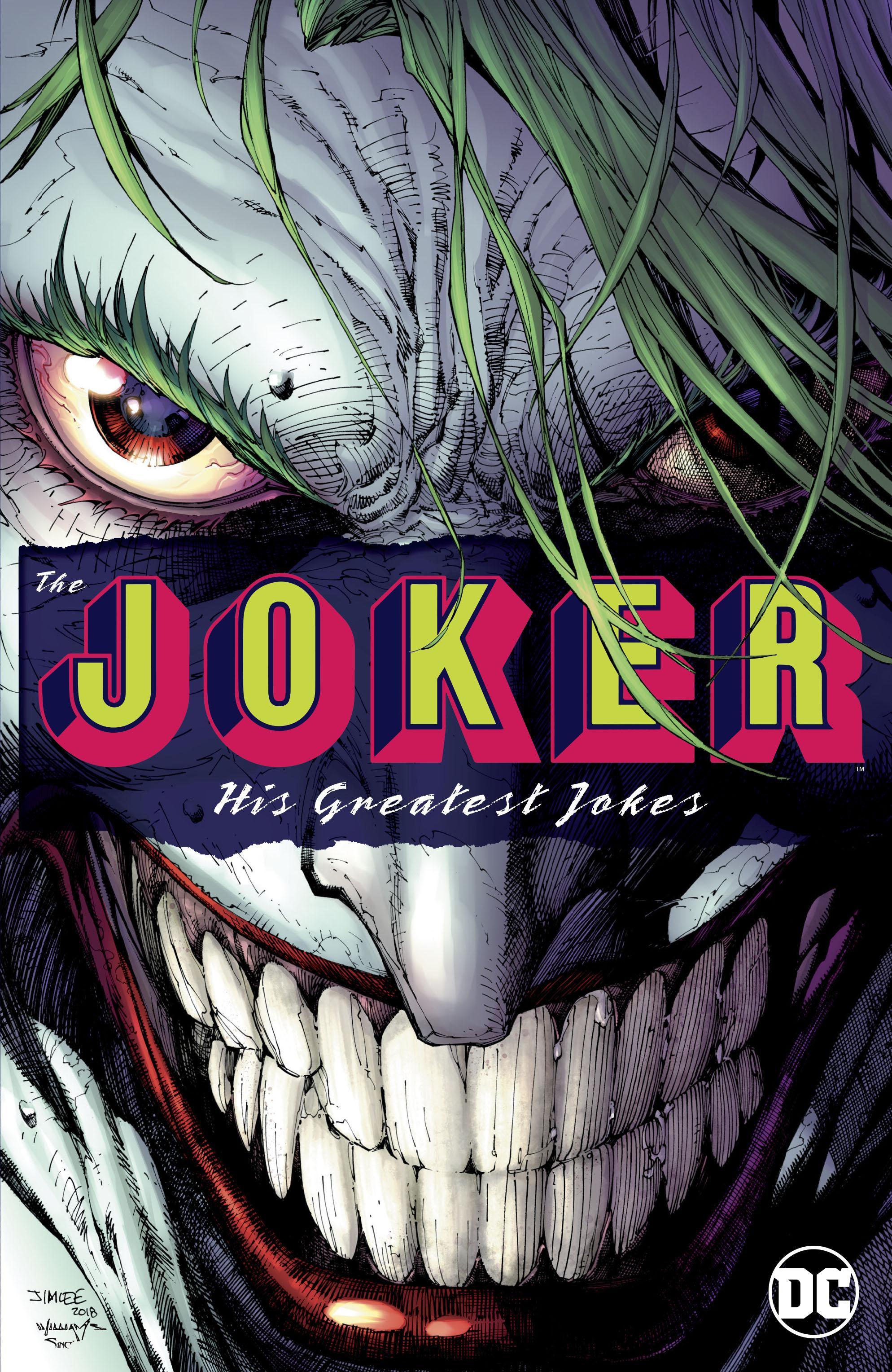 The Joker-His Greatest Jokes 2019 digital Son of Ultron