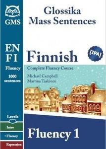 Finnish Fluency 1-3: Glossika Mass Sentences