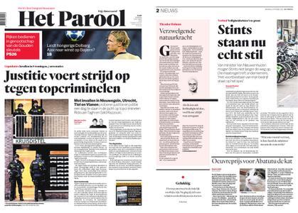 Het Parool – 02 oktober 2018