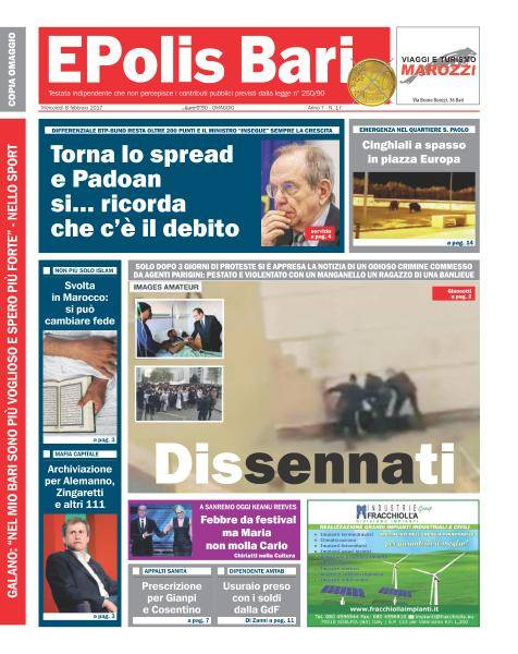 EPolis Bari - 8 Febbraio 2017
