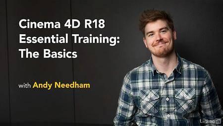 Lynda - CINEMA 4D R18 Essential Training: The Basics