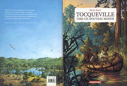 Tocqueville - Vers Un Nouveau Monde