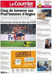 Le Courrier de l'Ouest Angers - 17 mai 2018