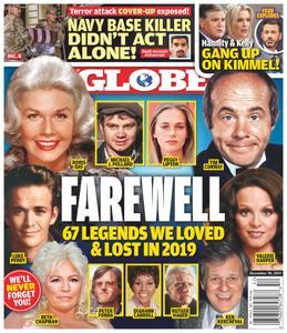 Globe – December 30, 2019