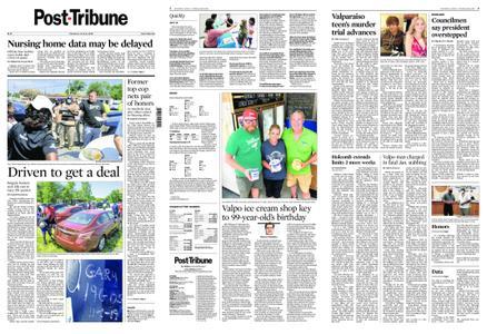 Post-Tribune – July 16, 2020