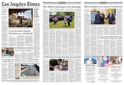 Los Angeles Times – May 22, 2021