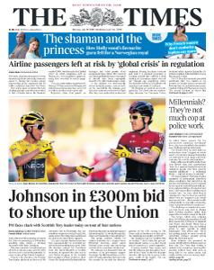 The Times - 29 July 2019