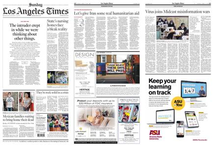 Los Angeles Times – April 12, 2020
