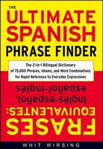 Ultimate Spanish Phrase Finder