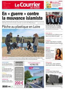 Le Courrier de l'Ouest Angers – 20 octobre 2020