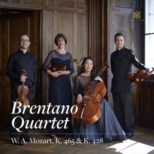 Brentano String Quartet - Mozart: String Quartets Nos. 19 & 16, K. 465 & 428 (2019)