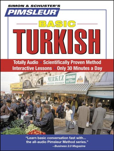 Pimsleur - Basic Turkish (2006) (Re-Up)