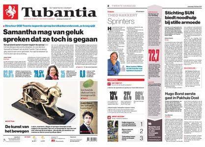 Tubantia - Enschede – 12 oktober 2017