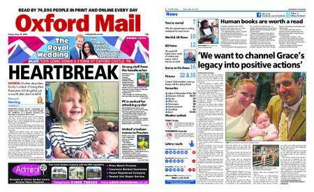 Oxford Mail – May 18, 2018