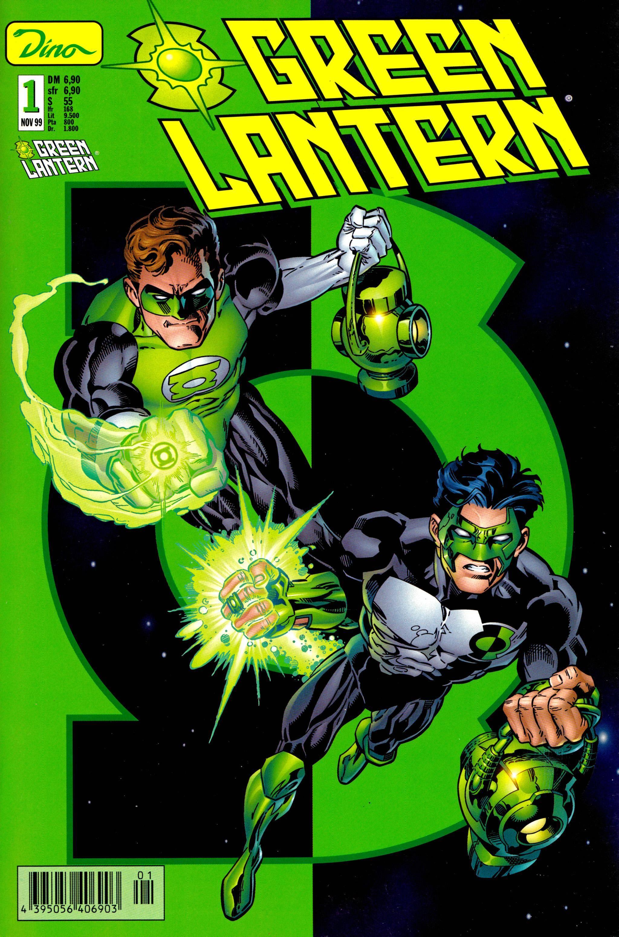 Green Lantern 01 1999