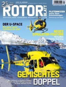 Rotorblatt - Nr.4 2019