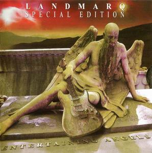 Landmarq - Entertaining Angels (2012) [2CD Special Edition]