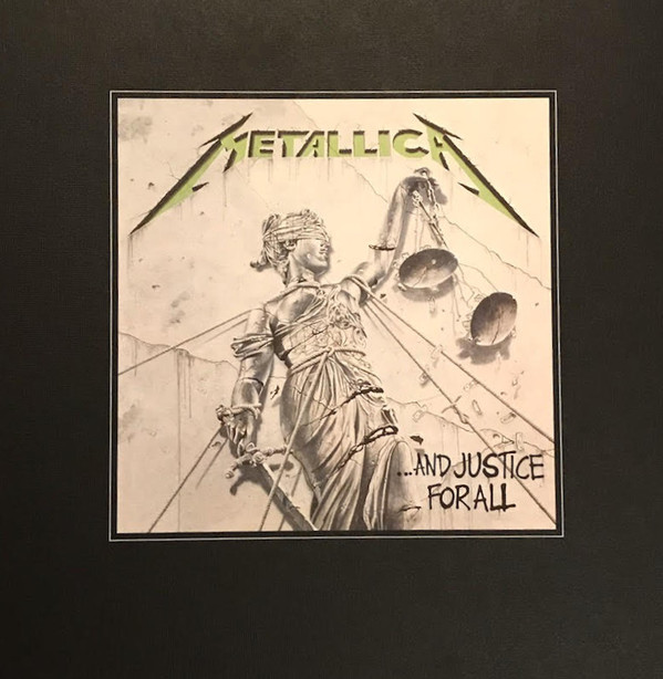 Metallica And Justice For All 2018 Deluxe Edition