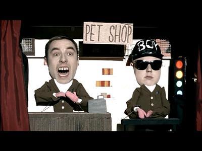 VideoClip Pet Shop Boys Im With Stupid 2006