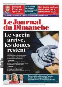 Le Journal du Dimanche - 27 décembre 2020