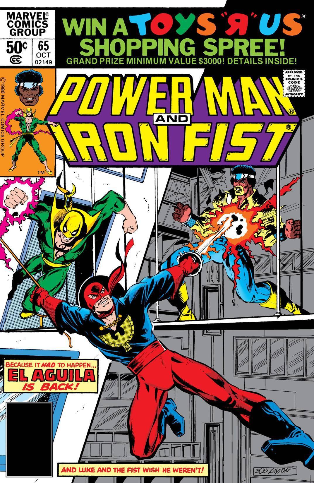 Bronze Age Baby - Power Man  Iron Fist 065 1980 Digital TLK-EMPIRE-HD cbr