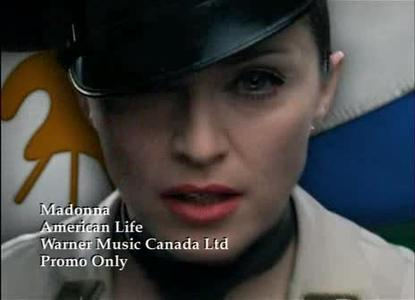VideoClip Madonna - American Life 2003