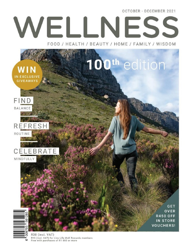 Wellness Magazine - October-December 2021
