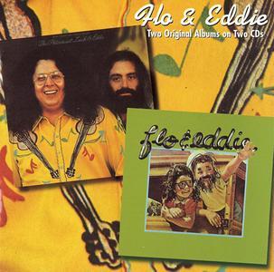 Flo & Eddie - The Phlorescent Leech and Eddie & Flo & Eddie (1972-1973) {2CD Set FloEdCo MFO 48001 rel 2008}