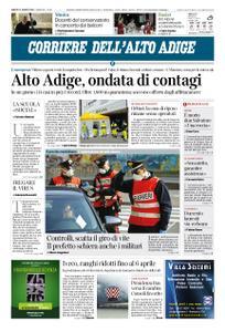 Corriere dell'Alto Adige – 21 marzo 2020