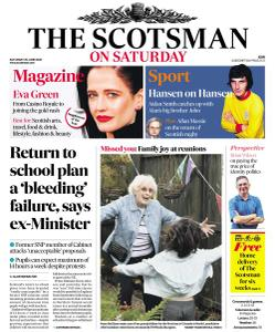 The Scotsman - 20 June 2020