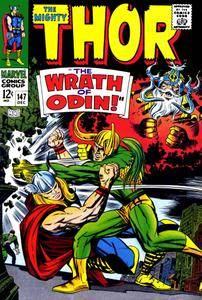The Mighty Thor v1 147