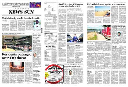 Lake County News-Sun – October 04, 2019