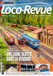Loco-Revue N°851 - Juin 2018