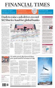 Financial Times USA - December 30, 2020