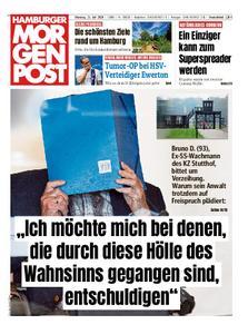 Hamburger Morgenpost – 21. Juli 2020