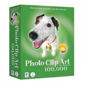 Hemera Photo Clip Art 100,000 CD4 of 7