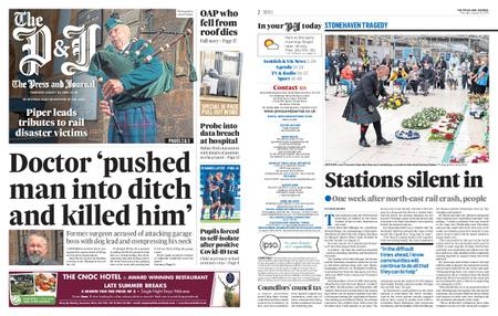 The Press and Journal Moray – August 20, 2020