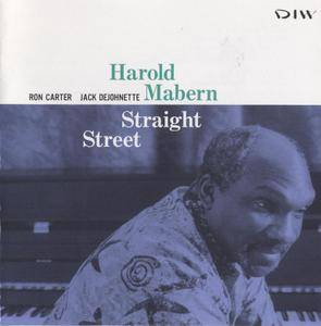 Harold Mabern Trio - Straight Street (1989) {1991, Japan 1st Press}