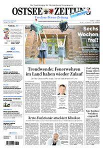 Ostsee Zeitung Wolgast - 06. Juli 2018