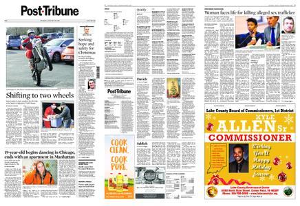 Post-Tribune – December 25, 2019